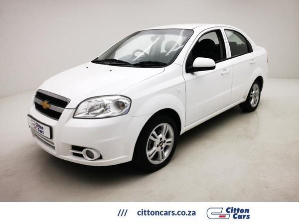 2016 Chevrolet Aveo 1.6 Ls At  Gauteng Pretoria_0