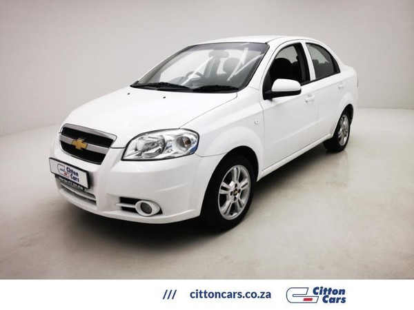 2016 Chevrolet Aveo 1.6 Ls At  Gauteng Pretoria_0