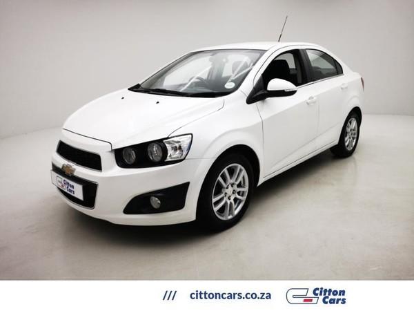 2016 Chevrolet Sonic 1.6 Ls At  Gauteng Pretoria_0