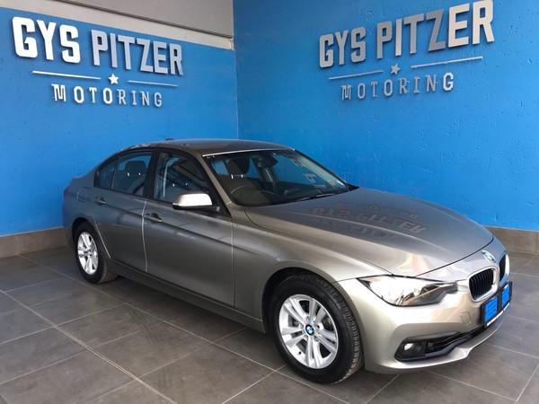 2017 BMW 3 Series 318i Auto Gauteng Pretoria_0