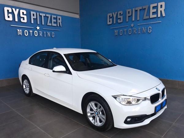 2018 BMW 3 Series 318i Auto Gauteng Pretoria_0