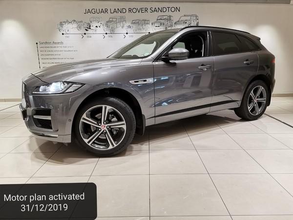 2020 Jaguar F-Pace 2.0 i4D AWD R-Sport Gauteng Rivonia_0