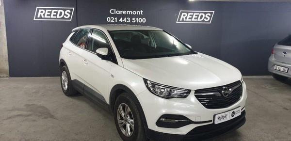 2020 Opel Grandland X 1.6T Auto Western Cape Claremont_0