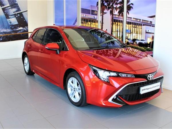 2019 Toyota Corolla 1.2T XR CVT 5-Door Western Cape Cape Town_0