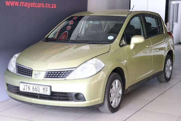 2007 Nissan Tiida 1.6 Visia  MT Hatch Mpumalanga Delmas_0