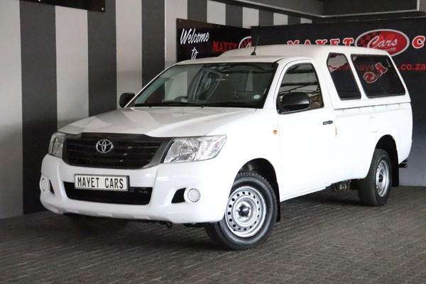 2016 Toyota Hilux 2.5 D-4d S Pu Sc  Mpumalanga Delmas_0