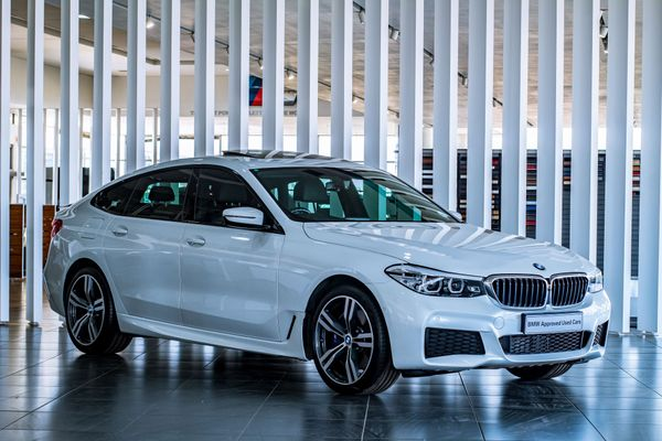 2019 BMW 6 Series 630d Gran Turismo M Sport G32 Gauteng Vereeniging_0