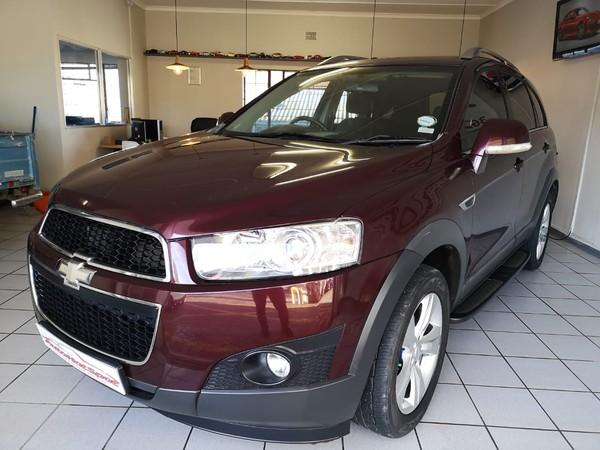 2013 Chevrolet Captiva 2.4 Lt 4x4  Western Cape Cape Town_0