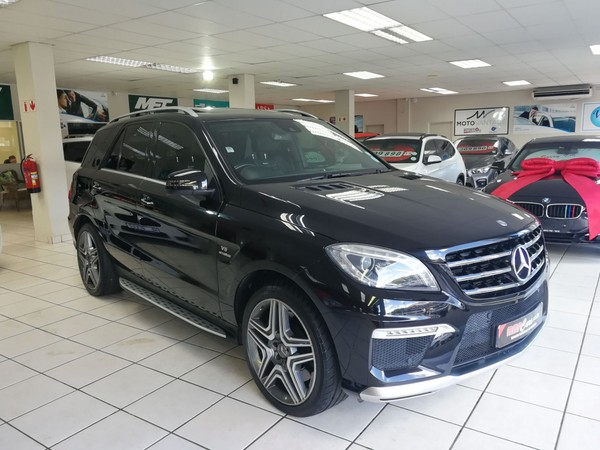 2014 Mercedes-Benz M-Class Ml 63 Amg  Kwazulu Natal Pinetown_0