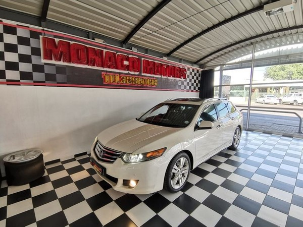 2011 Honda Accord 2.4 Exec Tourer  Gauteng Pretoria_0