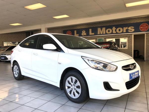 2016 Hyundai Accent 1.6 Gl  Western Cape Parow_0
