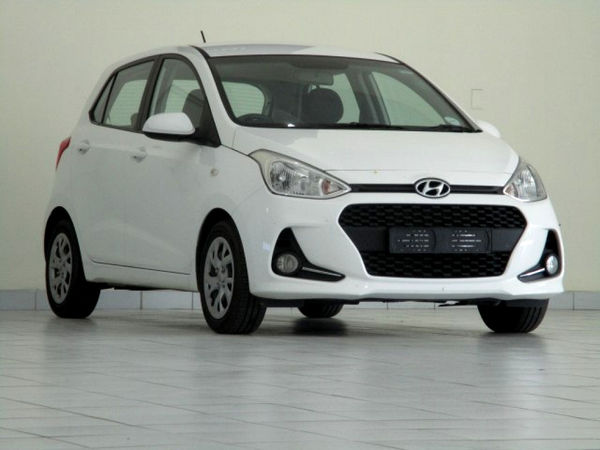 2020 Hyundai Grand i10 1.0 Motion Auto Western Cape George_0