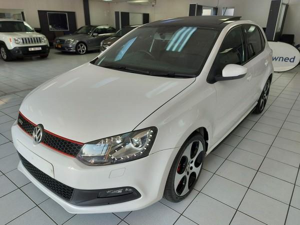 2013 Volkswagen Polo Gti 1.4tsi Dsg  Kwazulu Natal_0