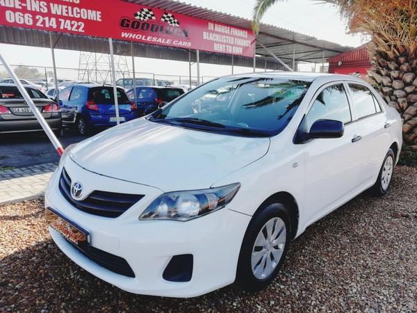 2014 Toyota Corolla 1.4D Prestige Western Cape_0