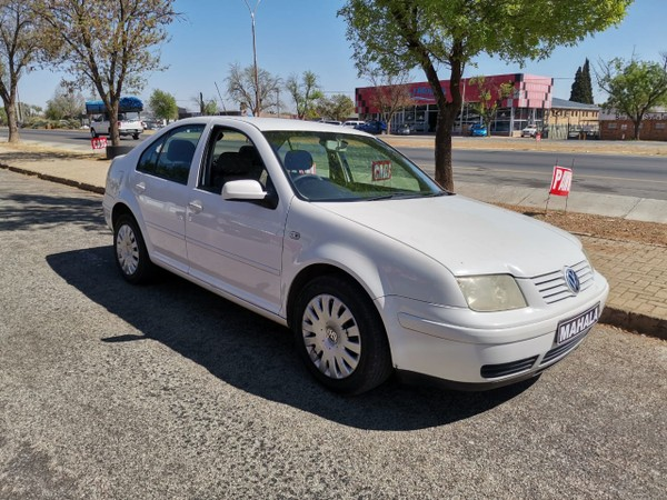 2002 Volkswagen Jetta 4 1.6  North West Province Klerksdorp_0