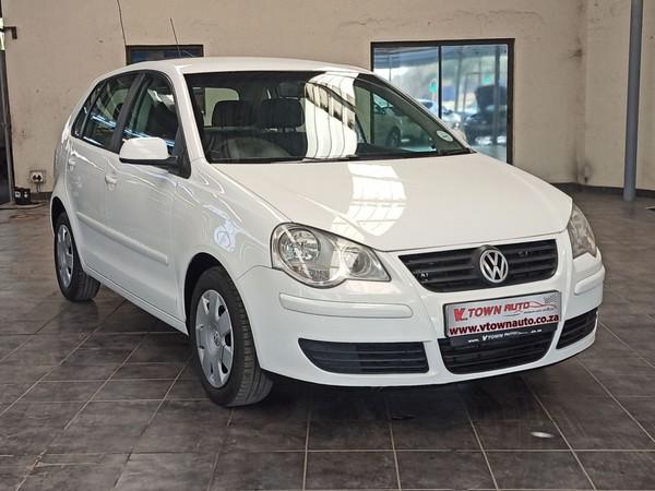2009 Volkswagen Polo 1.4 Comfortline  Gauteng Vereeniging_0