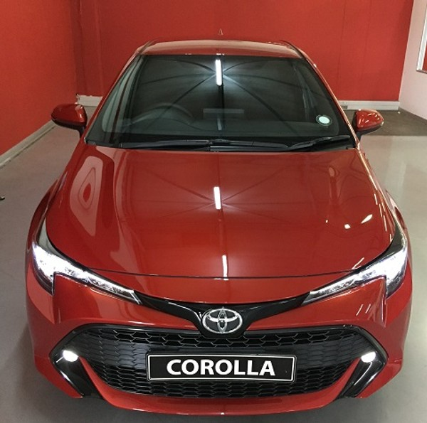 2021 Toyota Corolla 1.2T XS CVT 5-Door Gauteng Sandton_0