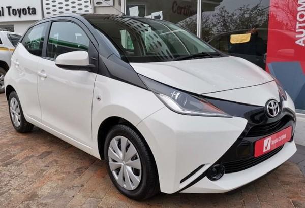 2018 Toyota Aygo 1.0 X- PLAY 5-Door Western Cape Vredendal_0