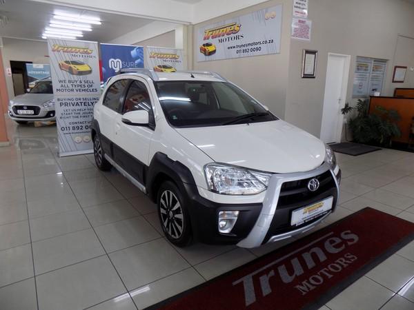 2019 Toyota Etios Cross 1.5 Xs 5Dr Gauteng Boksburg_0
