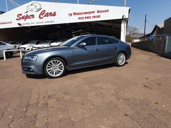 2016 Audi A5 Sprtback 2.0 Tdi Multi  Mpumalanga Witbank_0