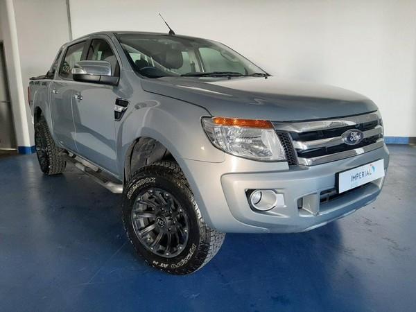 2014 Ford Ranger 3.2tdci Xlt 4x4 At Pu Dc  Free State Bloemfontein_0