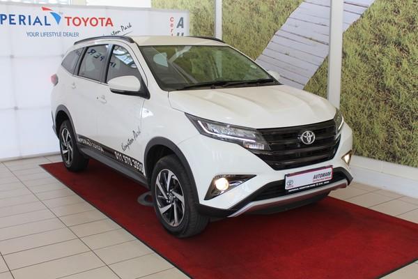 2018 Toyota Rush 1.5 Gauteng Kempton Park_0