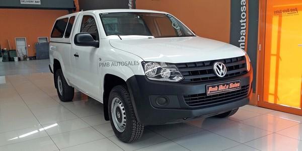 2016 Volkswagen Amarok 2.0tdi 103kw Sc Pu  Kwazulu Natal Pietermaritzburg_0