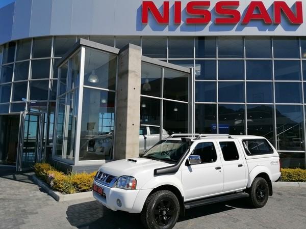 2019 Nissan NP300 Hardbody 2.5 TDi 4X4 Double Cab Bakkie Western Cape Worcester_0