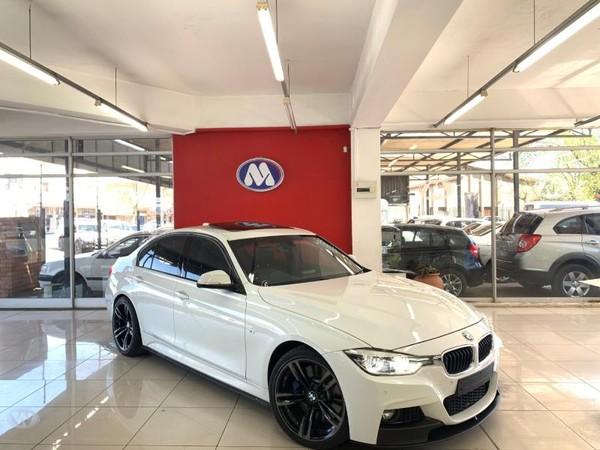 2016 BMW 3 Series 340i Auto Gauteng Vereeniging_0