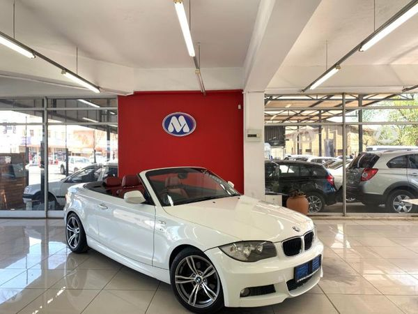 2011 BMW 1 Series 120i Convertible At  Gauteng Vereeniging_0