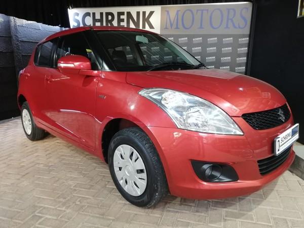 2015 Suzuki Swift 1.2 GL Gauteng Krugersdorp_0