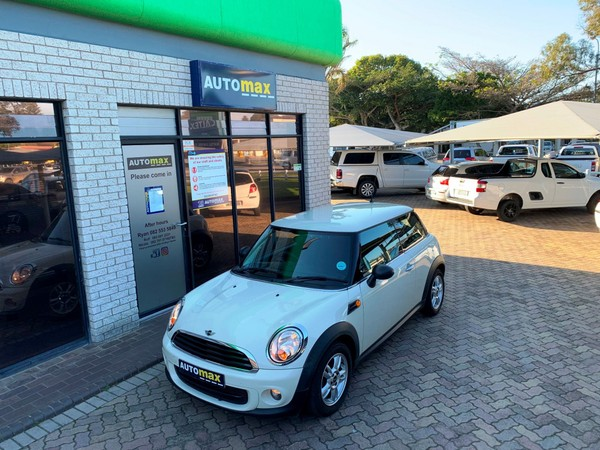 2013 MINI One 1.6  Eastern Cape Port Elizabeth_0
