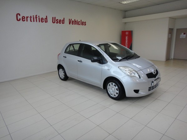 2007 Toyota Yaris T3 Ac 5dr  Western Cape Ceres_0