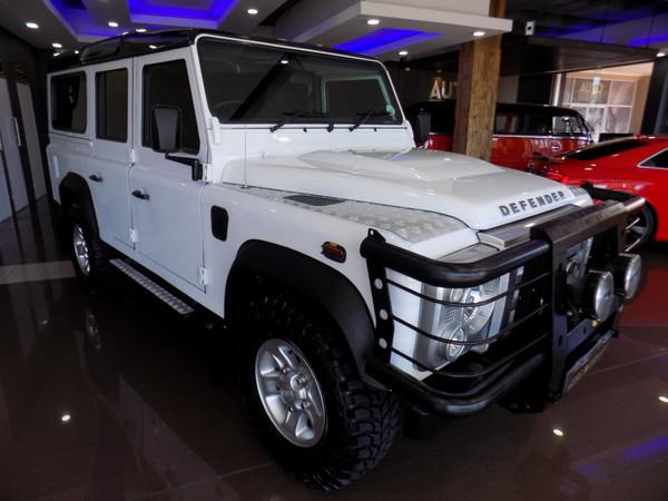2015 Land Rover Defender 110   2.2d Sw  Western Cape Stellenbosch_0