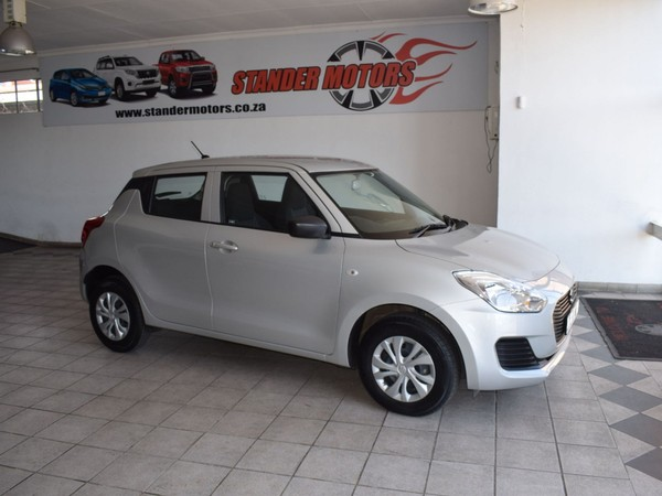 2019 Suzuki Swift 1.2 GA Gauteng Nigel_0