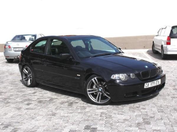 2001 BMW 3 Series 325ti e46  Western Cape Cape Town_0