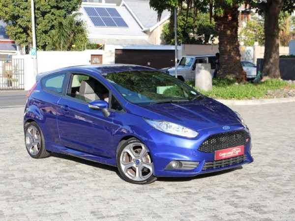 2015 Ford Fiesta ST 1.6 Ecoboost GDTi Western Cape Cape Town_0