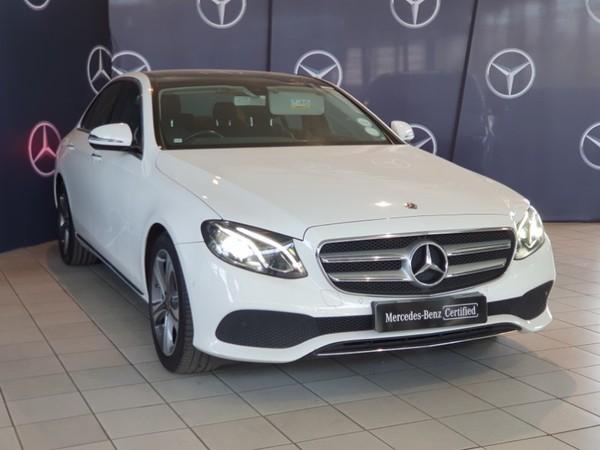 2018 Mercedes-Benz E-Class E 200 Avantgarde Gauteng Bedfordview_0