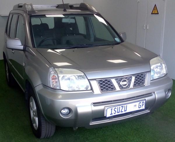 2005 Nissan X-Trail 2.2d Se r47  Gauteng Kempton Park_0