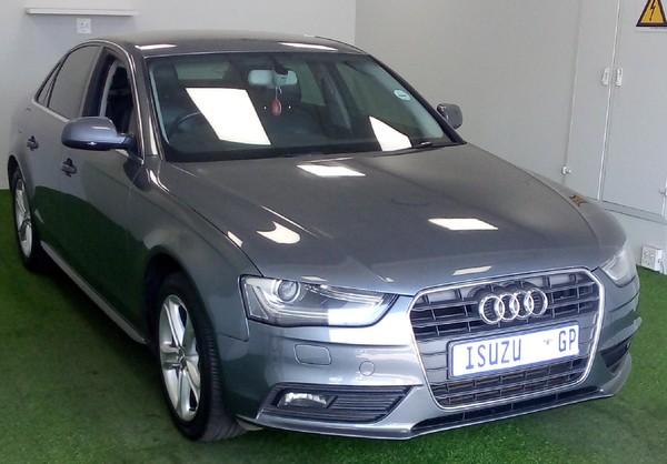2014 Audi A4 1.8t S Multitronic  Gauteng Kempton Park_0