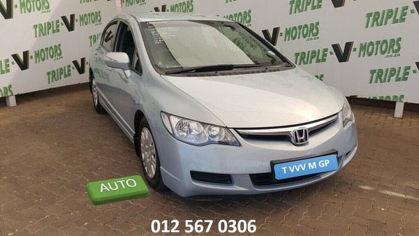 2007 Honda Civic 1.8 Lxi At  Gauteng Pretoria_0