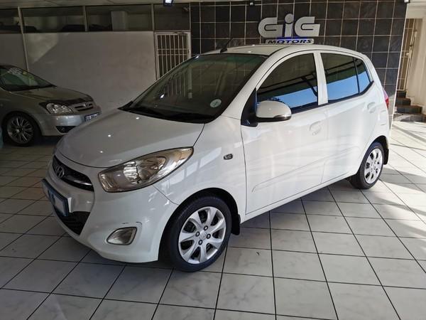 2012 Hyundai i10 1.25 Gls  Gauteng Edenvale_0