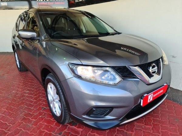 2017 Nissan X-Trail 2.0 XE T32 Gauteng Pretoria_0