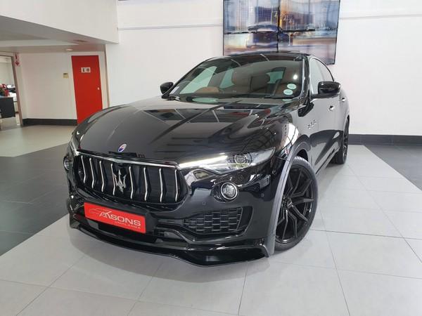 2018 Maserati Levante Diesel Kwazulu Natal Durban_0