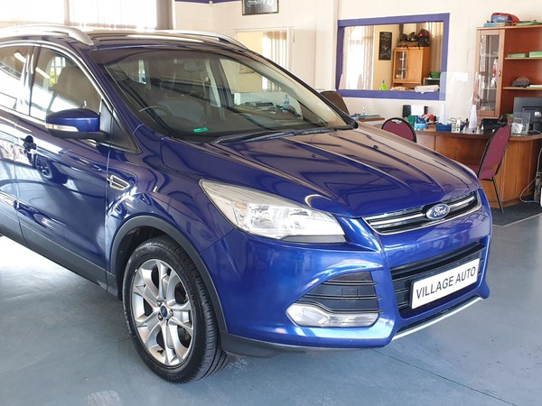 2014 Ford Kuga 1.6 Ecoboost Trend Western Cape Kuils River_0