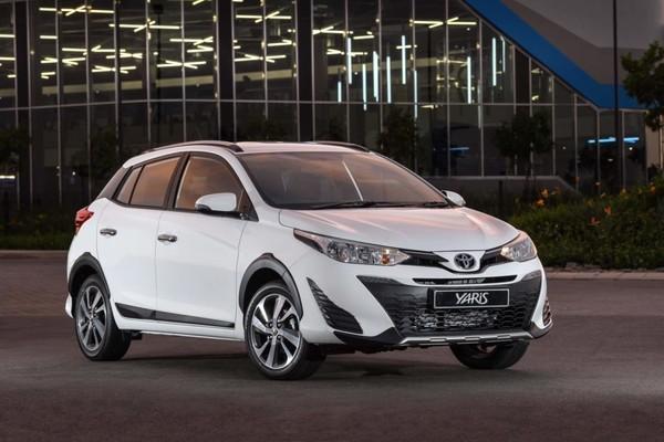 2021 Toyota Yaris 1.5 Cross 5-Door Gauteng Sandton_0