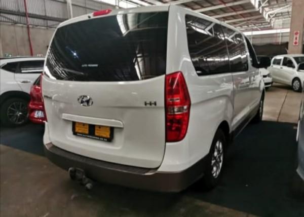2013 Hyundai H1 Gls 2.4 Cvvt Wagon  Kwazulu Natal Pinetown_0
