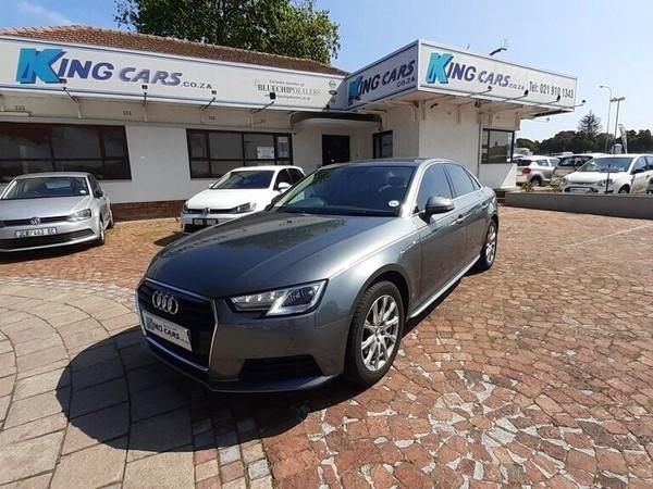 2016 Audi A4 2.0T FSI S Tronic Western Cape Bellville_0