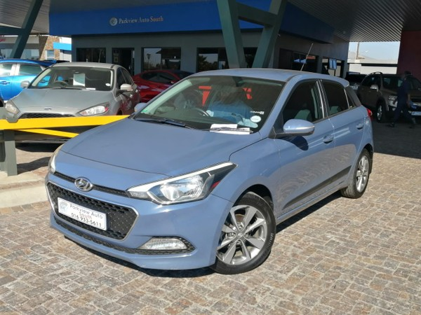 2015 Hyundai i20 1.4 Fluid Gauteng Vanderbijlpark_0