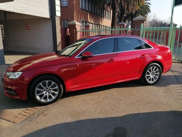 2018 Audi A4 1.4T FSI Design S Tronic Gauteng Johannesburg_0
